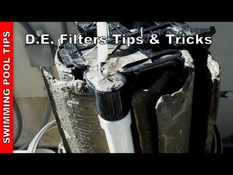 D.E. Filter Tips, Tricks & Troubleshooting