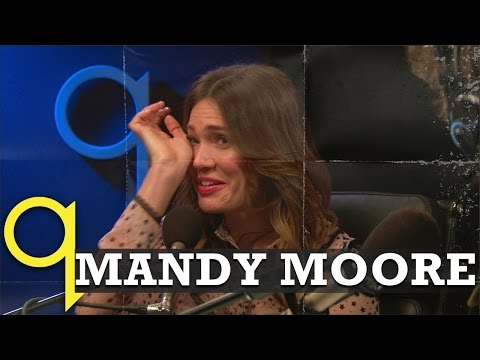 This Is Us clip makes Mandy Moore emotional