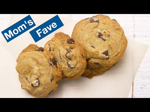 Coffee Shop Chocolate Chip Cookie Recipe || Le Gourmet TV Recipes