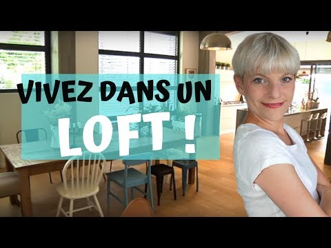 La Maison de Caroline présente: un loft by S'Kiss Décoration