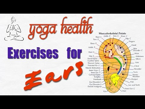 Yoga Exercises for Ears and Better Hearing - Yoga Health with HPLN