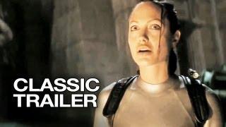 Lara Croft Tomb Raider: The Cradle of Life (2003) Official Trailer #1 - Angelina Jolie Movie HD