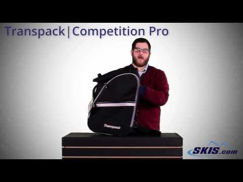 Transpack Competition Pro Ski Boot Bag 2017