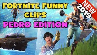 Download Funniest Fortnite Clips- PEDRO Edition (NEW 2019) Video