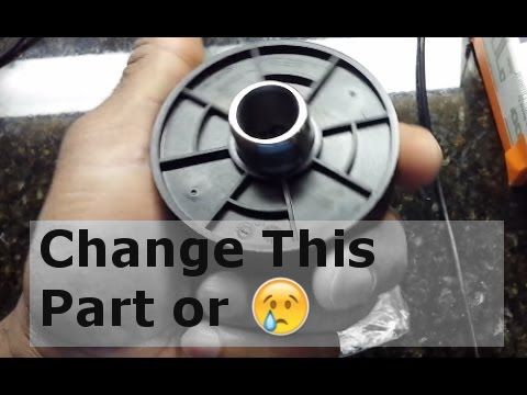 Mercedes Oil Drip Pan | PCV  Replacement DIY