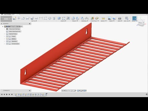 Fusion 360 Sheet Metal // Adaptive Design Tips + Requested Features