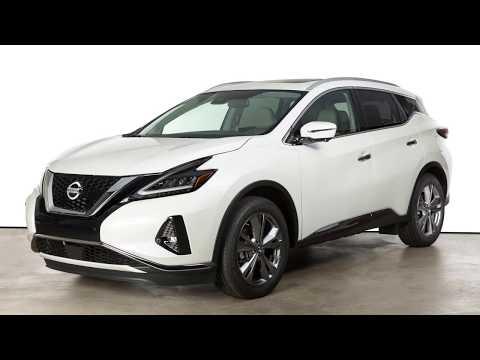 2019 Nissan Murano - Hood Release