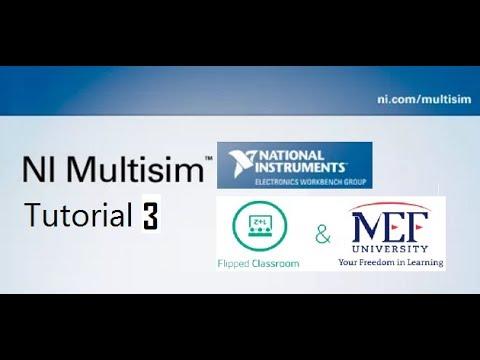 Introduction to Multisim Software III: Logic Converter