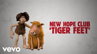 New Hope Club - Tiger Feet (Lyric Video)