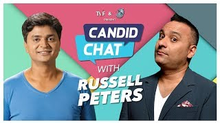 Candid Chat With Russell Peters | Vipul Goyal | Supermoon