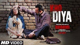 Bhoomi : Kho Diya Video Song | Sanjay Dutt, Aditi Rao Hydari | Sachin Sanghvi | Sachin-Jigar