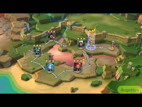 王國紀元 --Lords Mobile  試玩--初學者
