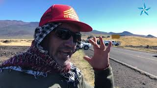 Download TMT protesters to allow a few National Guard officers through Video