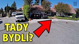 Kde Bydl Justin Bieber Luxusn Hollywood Hills Motovlog