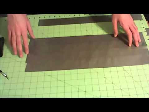 How to make a Duct Tape Duffle Bag Part-2