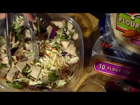 Salad Series - Asian Chicken Salad