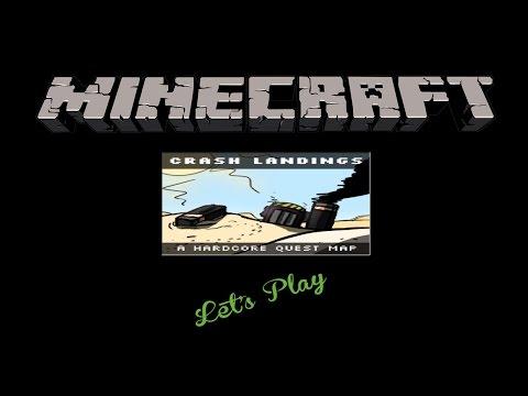 Minecraft - Crash Landings - Episodio 5 - Transfer Node, Smeltery e qualche Quest!