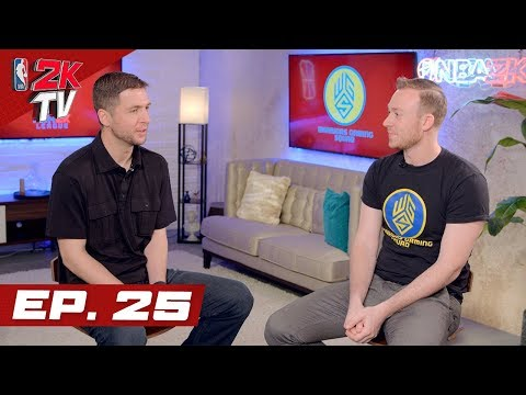 Warriors Gaming Squad's Kirk Lacob gives Insight into the NBA 2K League - NBA 2KTV S4. Ep.25