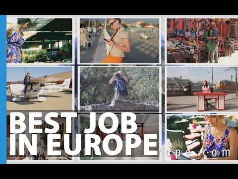 Best Job in Europe - Apply
