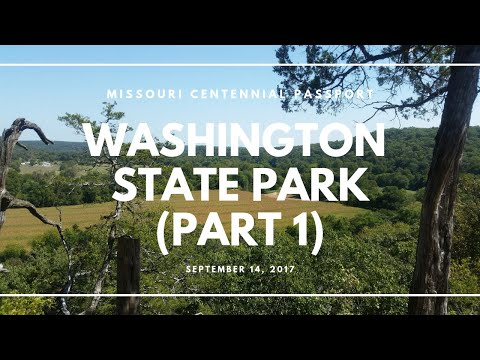 Washington State Park, Attempt #1 - Missouri Centennial Passport