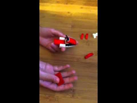 How to make a Lego jetski