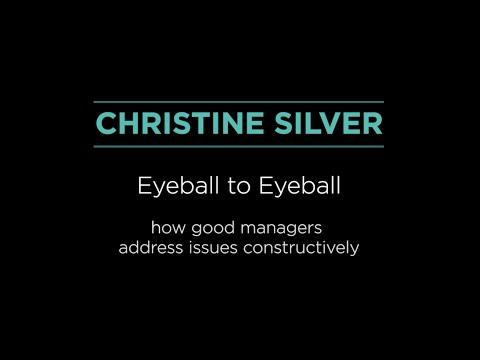 Christine Silver Eyeball to Eyeball