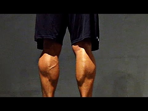 Build STRONGER CALVES/Lower Leg Muscles - Workout Routine
