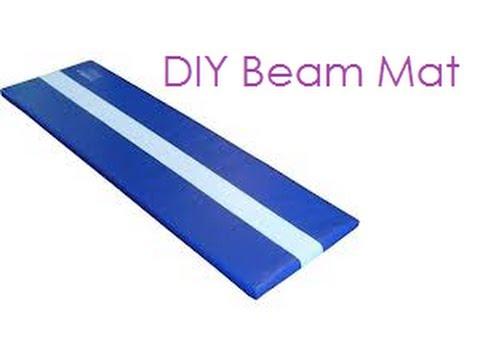 DIY Beam Mat!