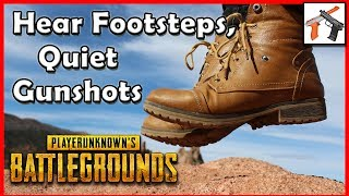 PUBG Footstep Compressor Testing: Best Way To Setup VAC Voicemeeter