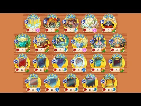 Angry Birds Epic Rpg All Ancient Flags Tops Arena Banner Diamond