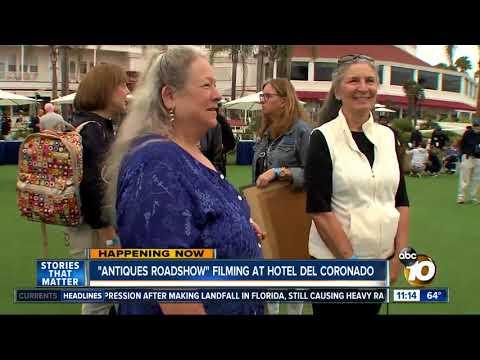 Antiques Roadshow comes to Coronado