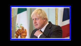 Iranian state tv welcomes boris johnson