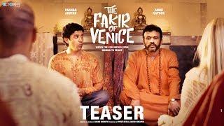 The Fakir Of Venice Teaser - Farhan Akhtar, Annu Kapoor | AR Rahman