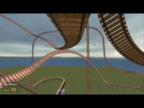 Garry's Mod Rollercoaster #3: The Invertinator