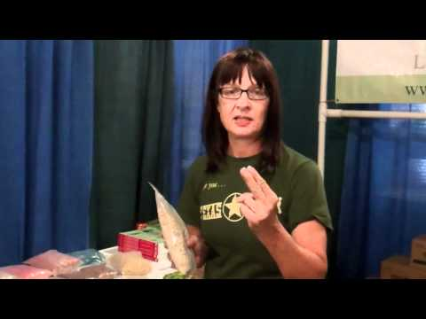 Self Reliance Expo - Part 2 - Texas Ready: Heirloom Seeds & Seed Banks