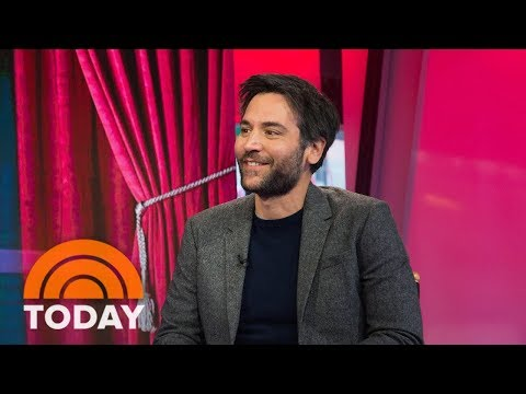 Josh Radnor Talks About His New Musical Drama Series 'Rise' | TODAY