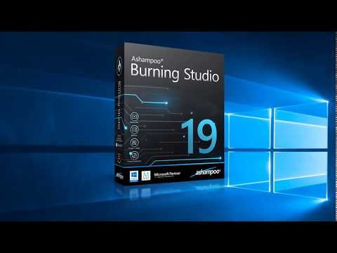 Ashampoo Burning Studio 19 | How to burn discs for your car radio