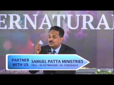 Slaying Your Giants 02   Dr  Samuel Patta