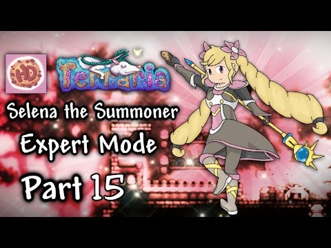 Terraria 1.3 Expert Summoner Part 15 | Summoner vs Expert Plantera, the Epic Battle!