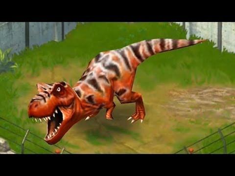 Jurassic Park Builder - Tyrannosaurus [T-Rex] [Jurassic Park]