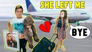 SHE LEFT ME...FOREVER!!! 💔   The Royalty Family