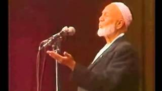 When the enemy applause to your argument - amazing Ahmed Deedat