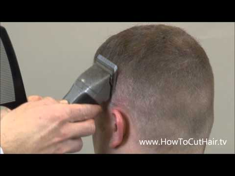 Clipper Cutting - High And Tight Fade