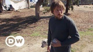Pobreza en Estados Unidos - Indigentes en California   DW Documental