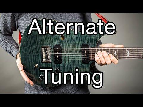 My Top 5 Baritone Guitar Tuning Options!
