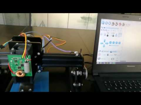 15W / 10W AS-5 instructions Manual Video - How to focus and use the Laser Engraver