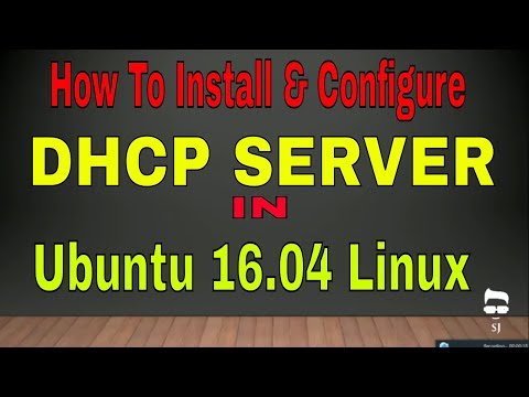 How To Install and configure ISC DHCP Server On Ubuntu 16.04,14.04,12.04 linux.