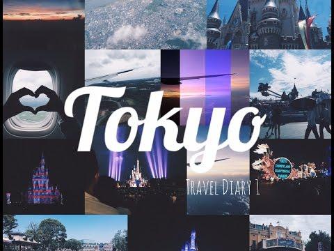 Tokyo (DISNEYLAND & DISNEYSEA) // Travel Diary