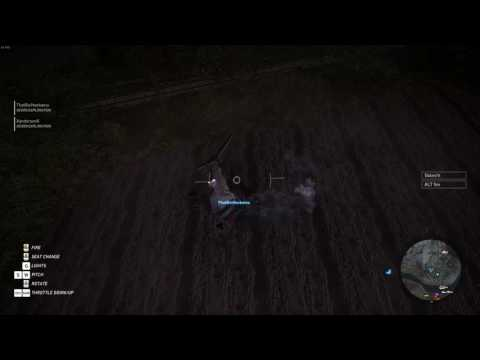 Wildlands Tractorcopter
