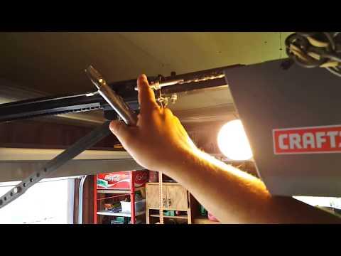 Garage Door Chain Tension | How To Adjust Your Garage Door Chain
